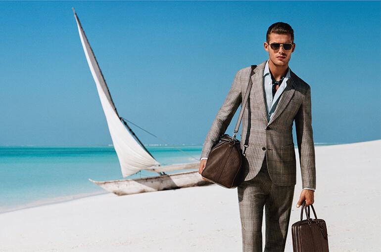 Louis Vuitton – Kim Jones Global Homme SS13