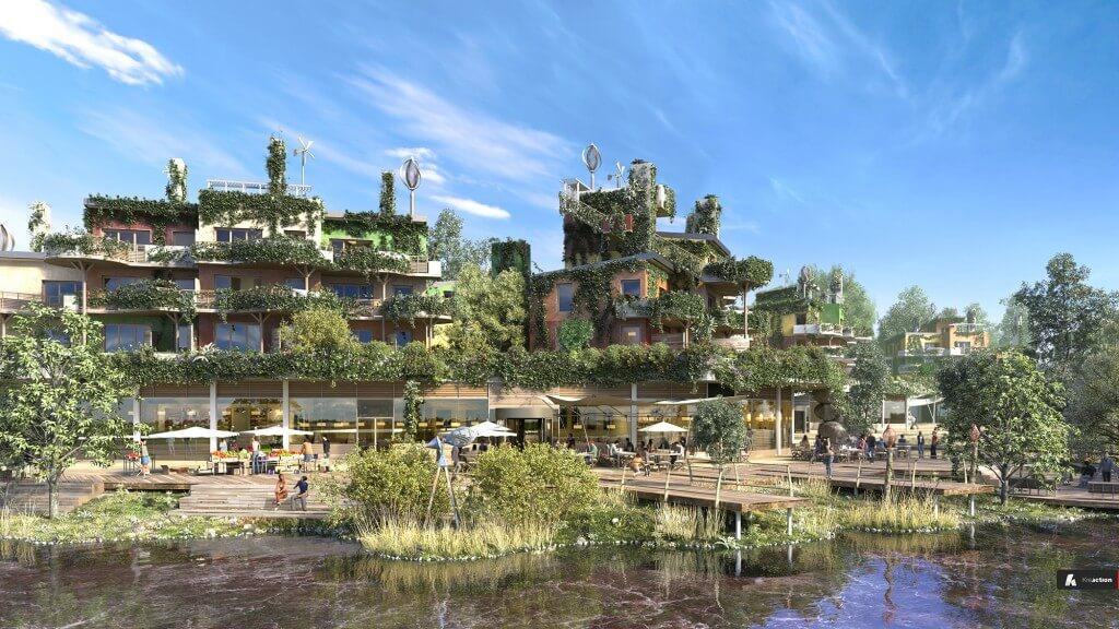Village Nature – Project in Progress