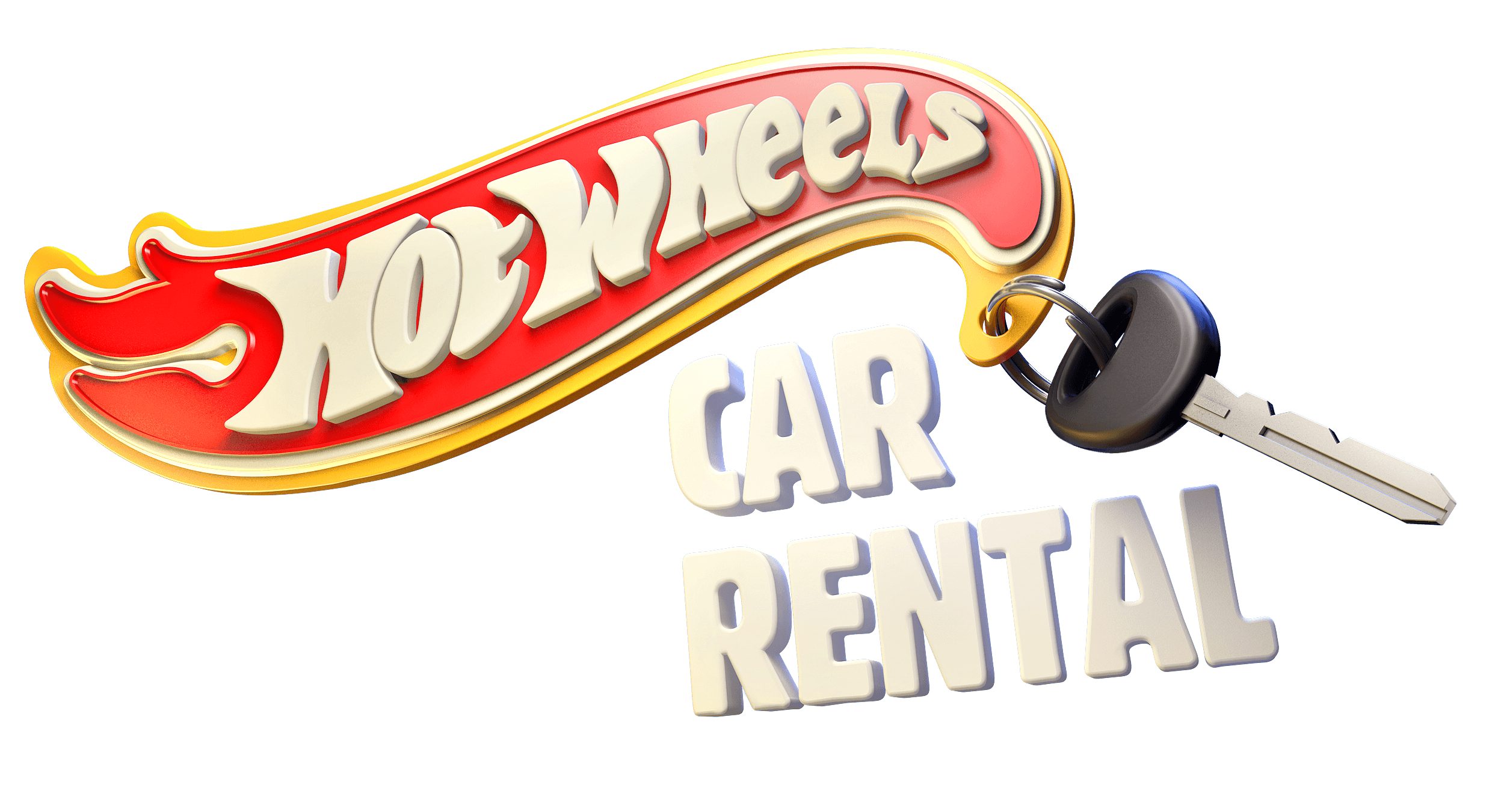 Hot Whells x Europcar – Kids Car Rental